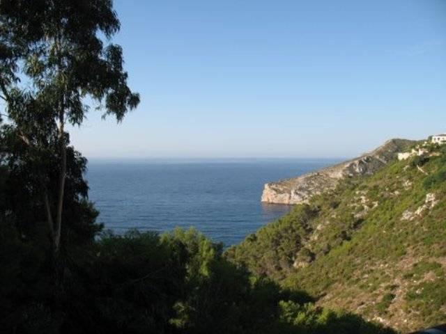 JV 547 parcela en javea con vistas al mar