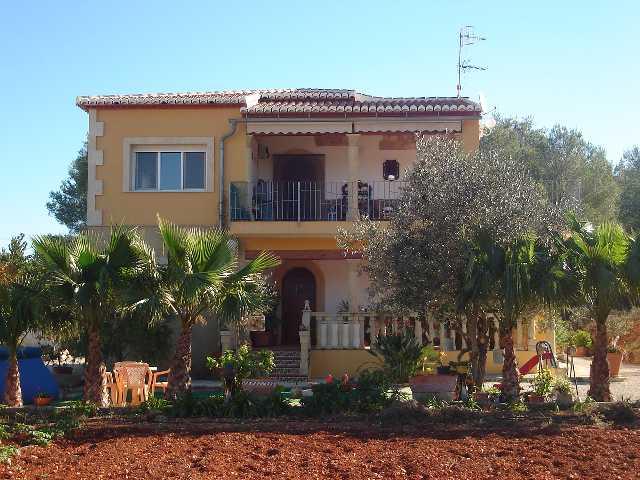 JV 1043 casa en javea estupenda en tarraula