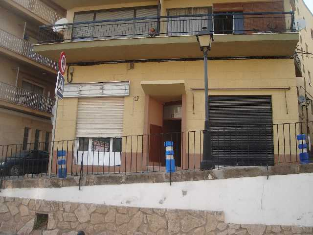 JV 1223 local en javea c/ alicante
