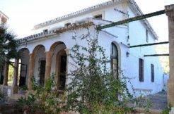 casa en javea colonial