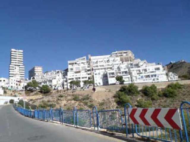 B 1698 apartamentos en benidorm en villa marina
